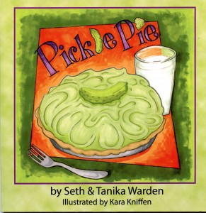 Pickle Pie Book