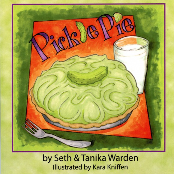 Pickle Pie Book