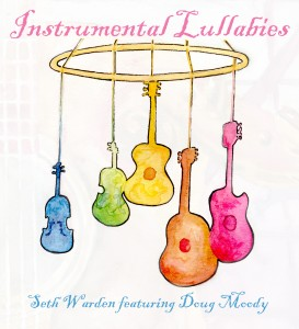 Instrumental Lullabies Album Cover