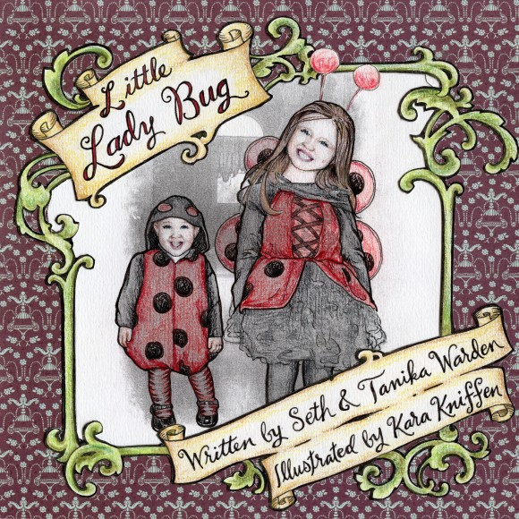 Little Lady Bug Book